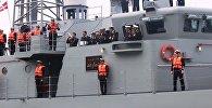Иранские военные корабли
