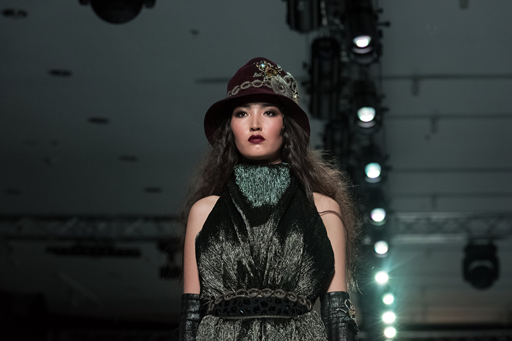 Kazakhstan Fashion Week. Первый день