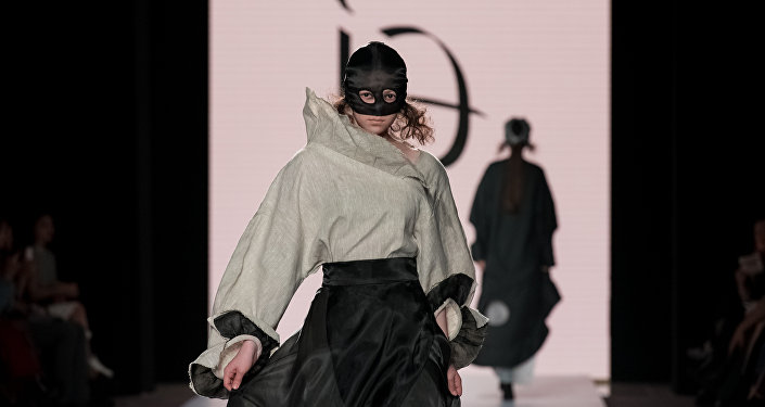 Kazakhstan Fashion Week. Первый день