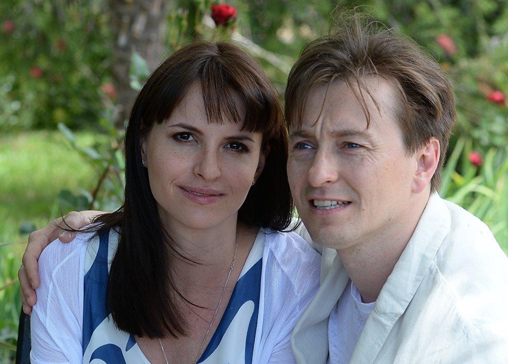 Режиссер Анна Матисон и актер Сергей Безруков