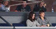 Хоккей. КХЛ. Матч СКА - Спартак