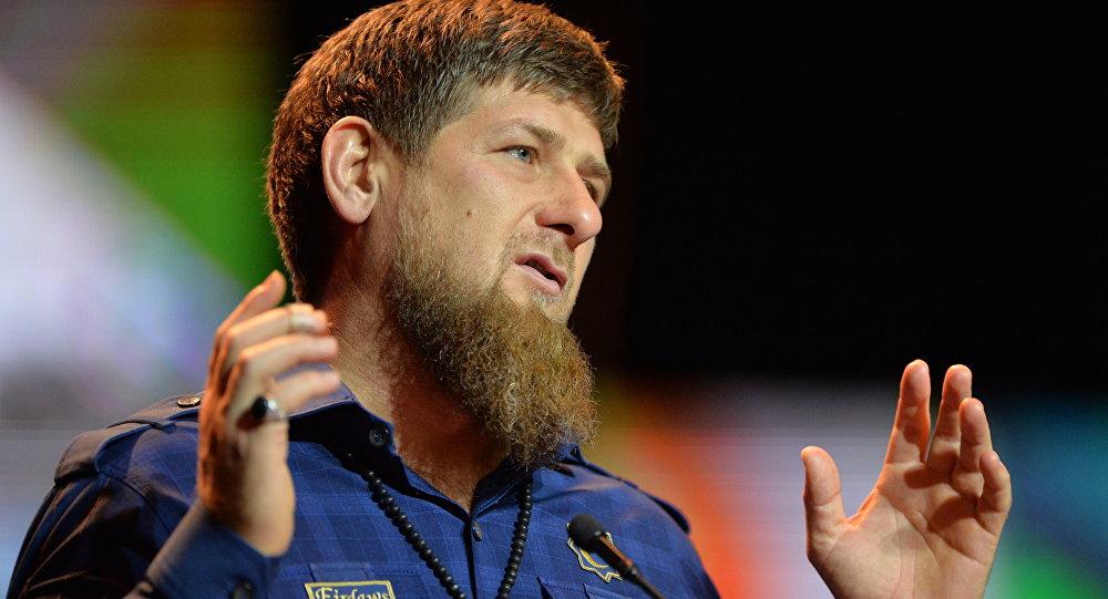 Шешен Республикасы президентінің міндетін уақытша атқарушы Рамзан Кадыров