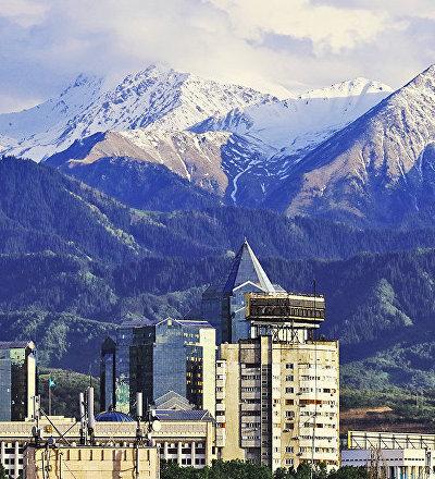 Горы в Алматы