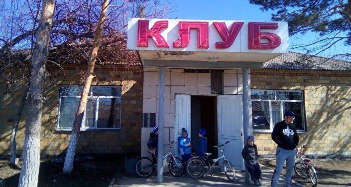 Место для эвакуации в Карагандинской области