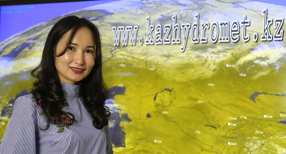 синоптик Казгидромет Мулдир Ескалиева