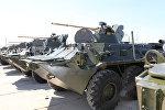 Военная техника Казахстана