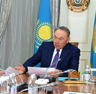 Назарбаева проинформировали о паводковой ситуации в Казахстане