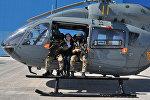 Достучаться до небес, или Один день на борту вертолета