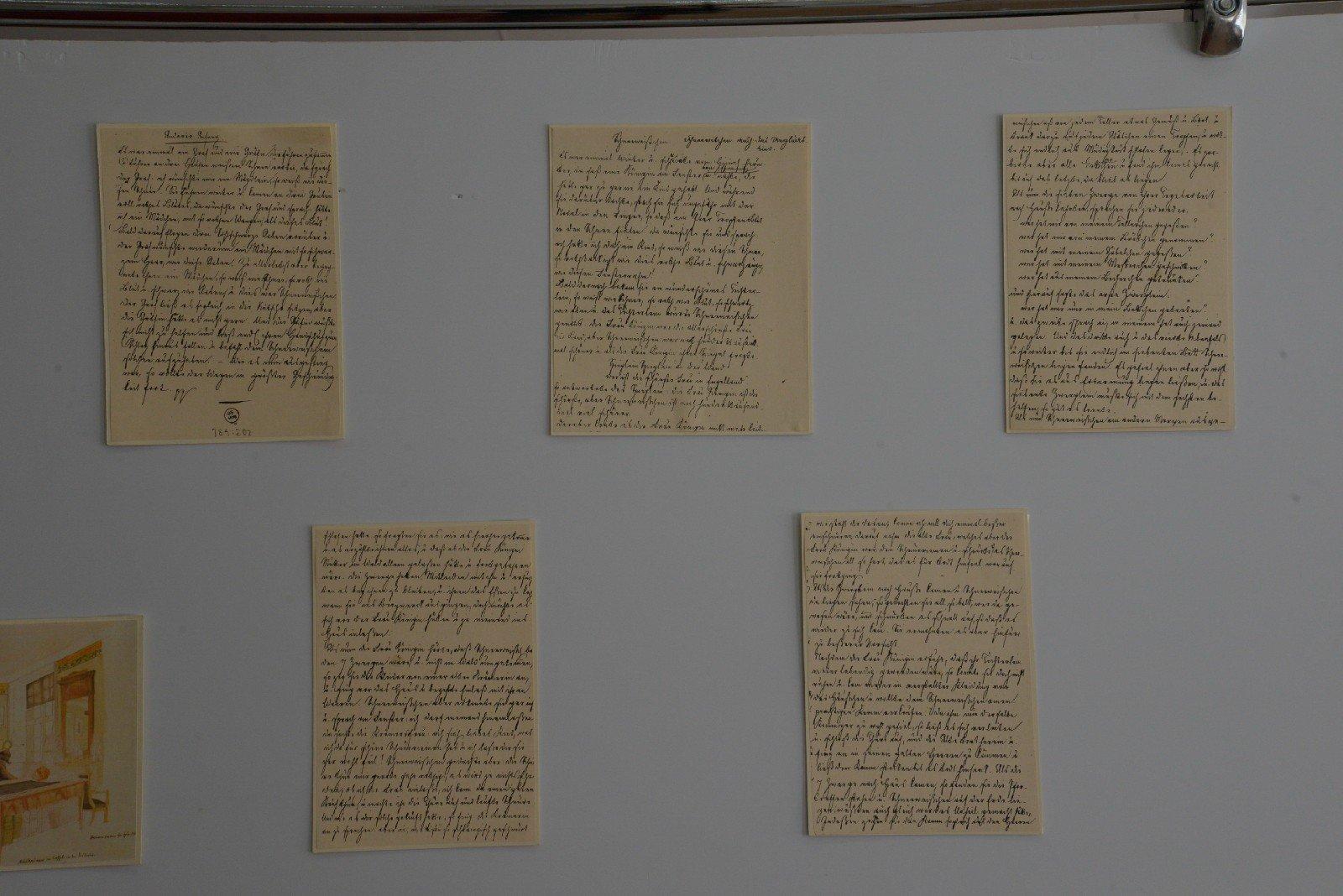 Рукописи братьев Гримм