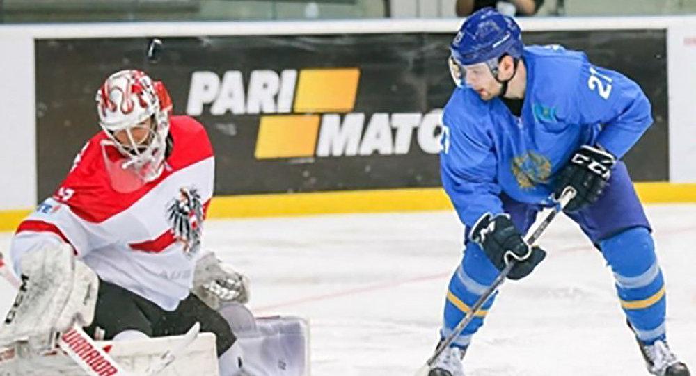 АВСТРИЯ - КАЗАХСТАН, сборные по хоккею