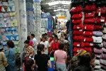 Рынок Рахат в Алматы, архивное фото