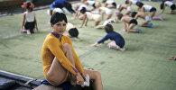 Спорттық гимнастикадан олимпиада чемпионы Нелли Ким