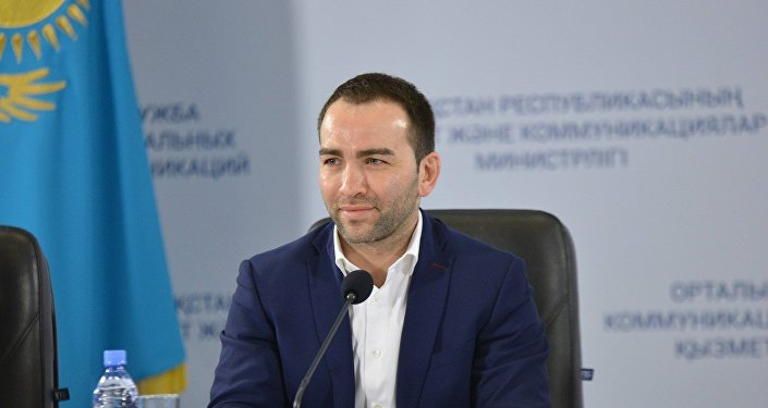 президент Fight Nights Global Камил Гаджиев