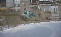 Паводки в Северо-Казахстанской области