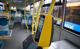 Автобус салоны
