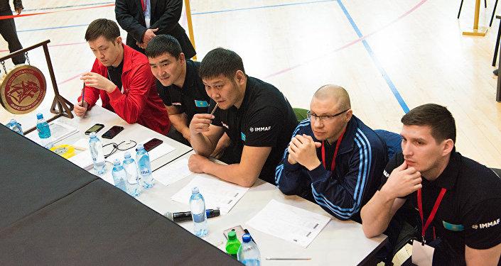 V Чемпионат Казахстана по ММА