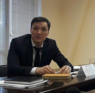 Самат Тюлегенов
