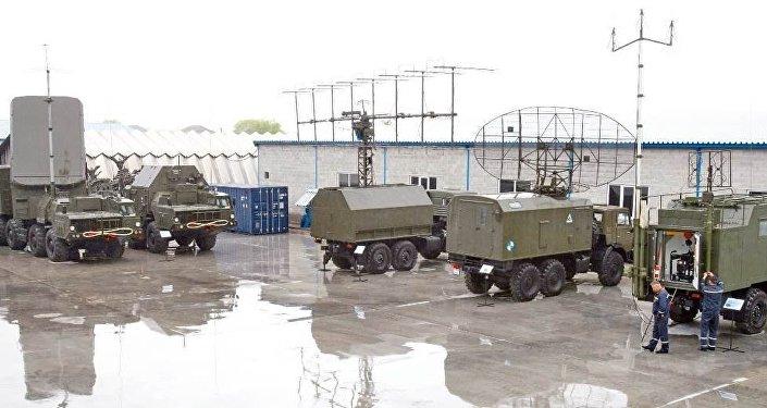 Производство трехкоординатных радиолокационных станций