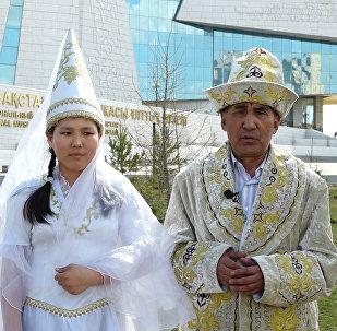 Казахстан. Мы вместе: эпос Манас в прочтении кыргызской диаспоры