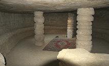 Подземная мечеть Караман-ата