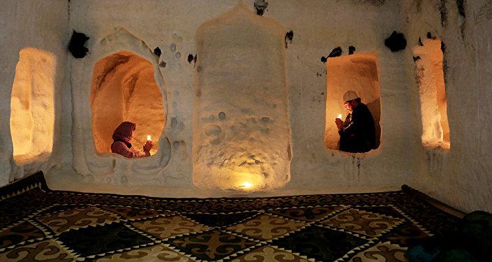 Мечеть Шакпак ата