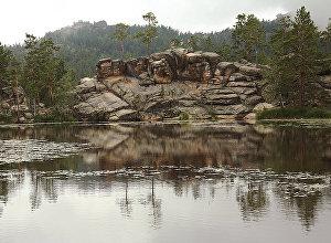 Озеро Шайтанколь