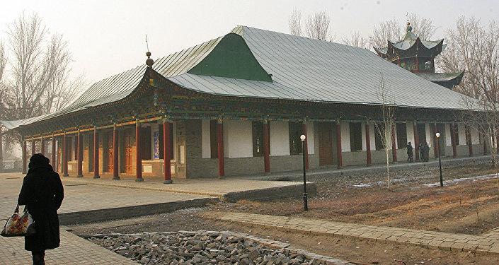 Мечеть Жаркент