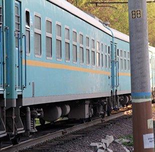 Поезд КТЖ