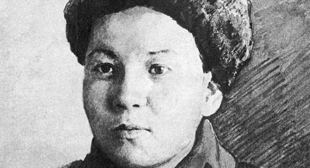 Мәншүк Мәметова