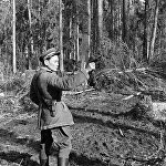 Командир 19-го гвардейского стрелкового полка Бауыржан Момышулы