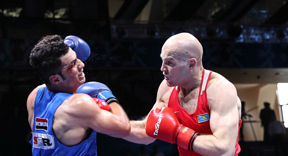 Альжанов уступил вфинале чемпионата Азии побоксу