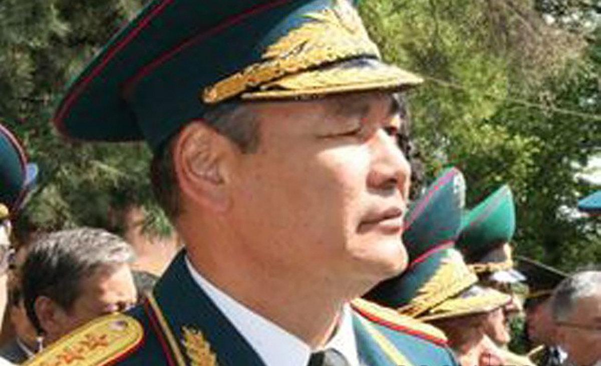 Алибек Касымов