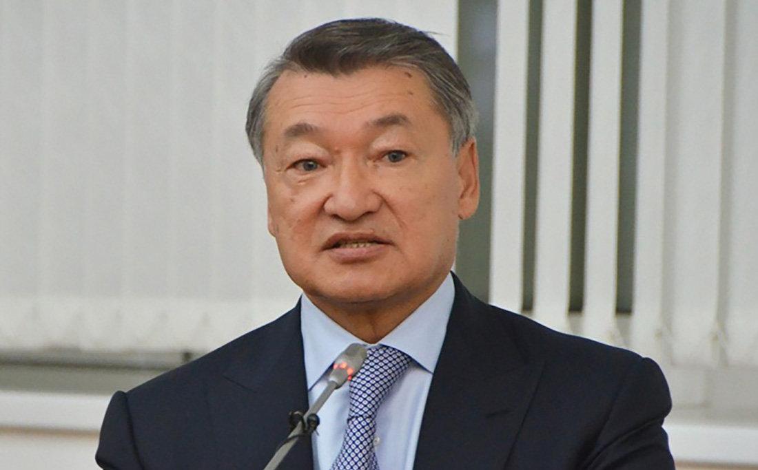 Даниал Ахметов аким ВКО