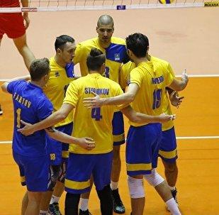 Национальная мужская сборная Казахстана по волейболу