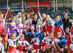 Детский культурно-спортивный фестиваль Аман Келешек