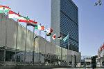Флаги стран-участниц Организации Объединенных Наций