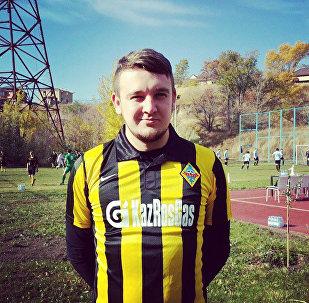 Қазақстандық блогер Петр Воликов