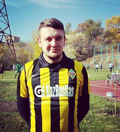 Казахстанский блогер Петр Воликов