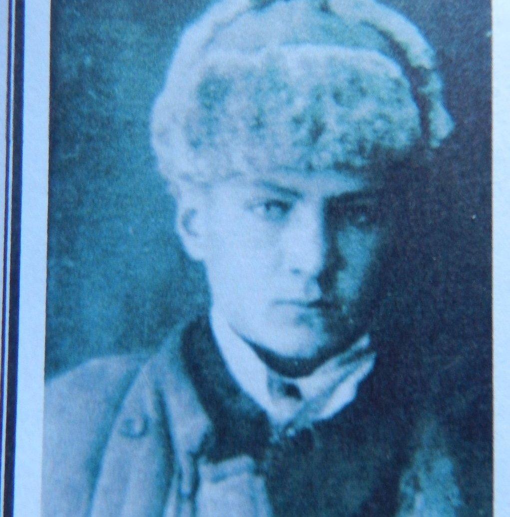 Сын полка Иван Пилипеев