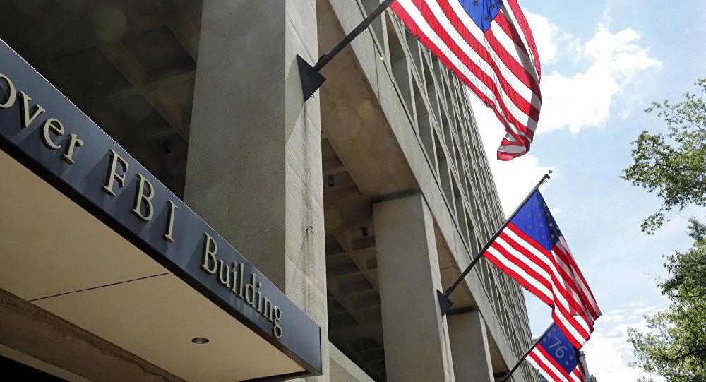 Здание штаб - квартиры ФБР в Вашингтоне, архивное фото