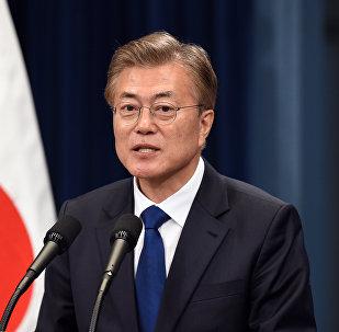 Оңтүстік Корея президенті Мун Чжэ Ин