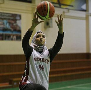 Баскетболшы қыздар