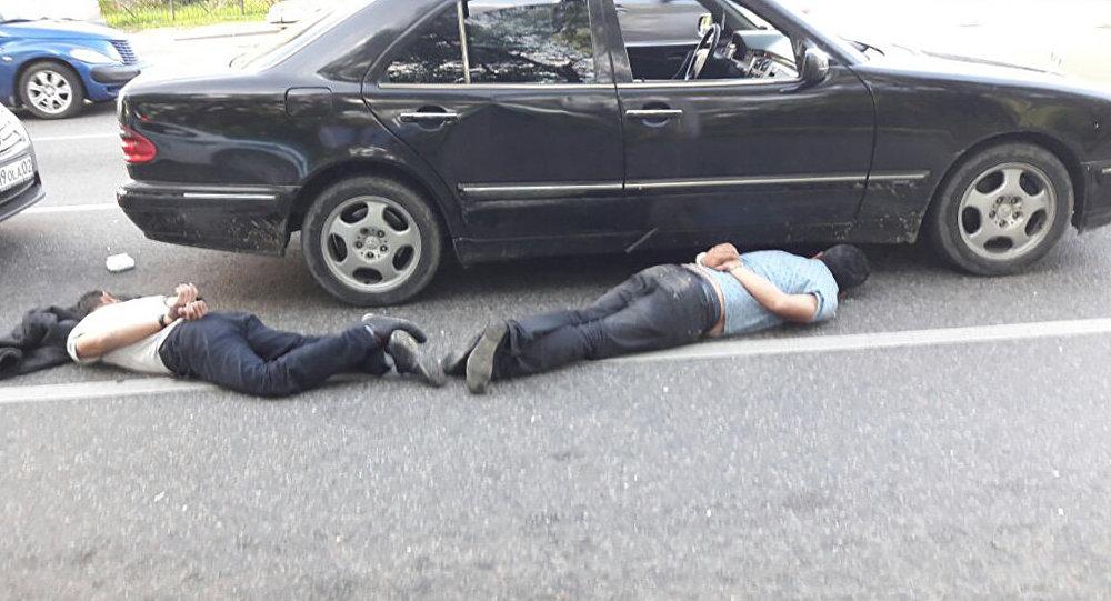 Квартирных воров задержали в Алматы
