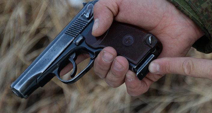 пистолет, архив суреті