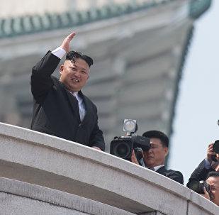 Глава КНДР Ким Чен Ын