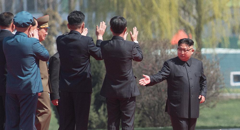 КХДР лидері Ким Чен Ын