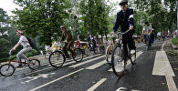 Велосипедшілер