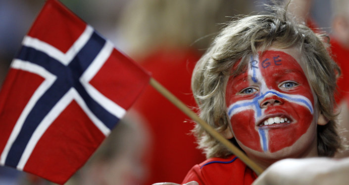 Мальчик из Норвегии