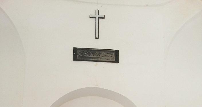 Армянская часовня в Мангистау