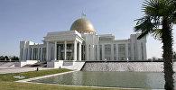 Дворец президента Туркменистана в Ашхабаде